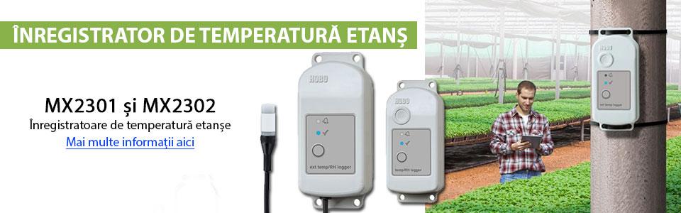 Enregistreur de température étanche
