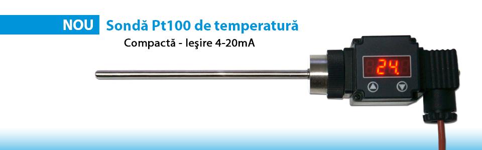 Sonde PT100 de température
