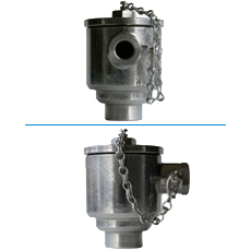 Connection head stainless steel 316L