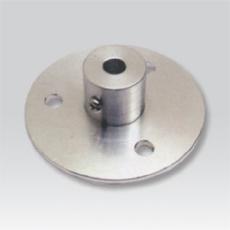 Circular flange in aluminium – BRD_A