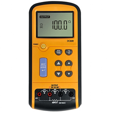 Calibrateur indicateur PT100 - DC80R
