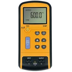 Calibrateur indicateur thermocouple - DC80T