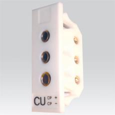 socket standard base plate enclipsable PT100