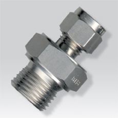 Sliding connection waterproof conical stainless steel BSP, cylindrical BSP, NPT or metric gas