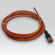 Option cable prolongation PVC straight connector M12 – RALDM12