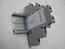 Termorezistenţă PT100 ambientală cu fixare pe şină  DIN