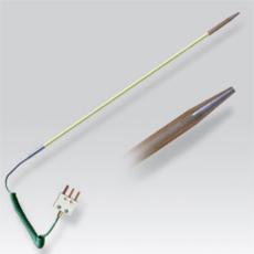 Sonde PT100 à grain pour thermomètre numérique portable - SGRMM