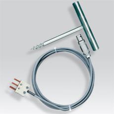 Sonde PT100 de pénétration à visser pour thermomètre numérique portable - SPV-PT100MM
