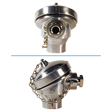 Standard head of connection STAINLESS STEEL 316L
