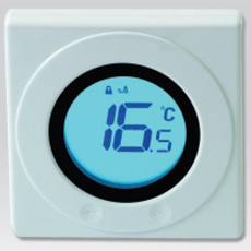 Environment thermostat weekly with wireless display – TH-15008