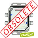 Enregistreur étanche à 4 entrées externes HOBO datalogger H08 Outdoor/Industrial 4ext