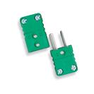 Conector termocuplu miniatură compensat