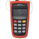 Thermomètre à 2 entrées - Sonde PT100