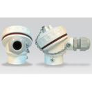 Tête de raccordement type MDANG en alliage d'aluminium recouvert époxy - TETEMDANGE