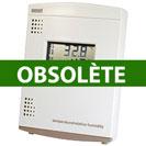 Înregistrator de temperatură şi umiditate cu afişaj LCD HOBO datalogger U14 LCD Temp/RH