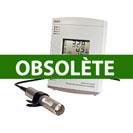 Înregistrator de temperatură şi umiditate externă, afişaj LCD şi carcasă etanşă HOBO datalogger U14 LCD ext Temp/RH