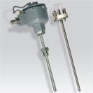 Sonde PT100 à visser avec tube intermédiaire et élément de mesure interchangeable - A145AI