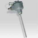Platinum RTD (PT100) probe unthreaded atex certified