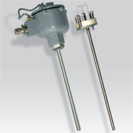 Platinum RTD (PT100) probe unthreaded with measurement insert atex certified