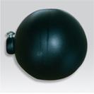Teacă de protecţie sferică neagră BN