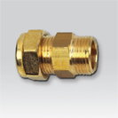 Brass sensor fitting