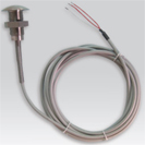 Platinum RTD (PT100) probe for tank mixer Sensor recommended for the very viscous matters, It adapts to the bottom of the tank of the mixer
