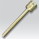 Brass thermowell – DGL12-100