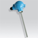 Platinum RTD (PT100) smooth probe, atex certified