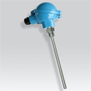 Platinum RTD (PT100) probe screw-in, atex certified