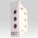 Embase standard femelle enclipsable PT100 - ESFCPT100