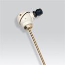 Sonde Pt 100 lisse avec tête de raccordement de type MA (miniature) - MALC