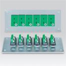 Panou (livrat fără conectică) pentru conector termocuplu miniatură încastrabil