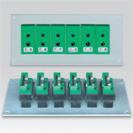 Panneau (livré sans connectique) pour embase thermocouple standard enclipsable