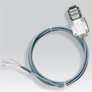 Option câble de prolongation avec connecteur JAEGER femelle - RALJPT