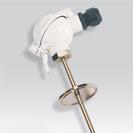 Termorezistenţă PT100 pentru industria alimentară cu clampă şi element de măsură înlocuibil