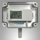 Environment probe with logger display - SAETH – UX100