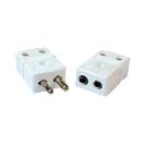 Conector termocuplu standard compensat de înaltă temperatură din ceramică