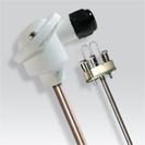 Sonde PT100 avec protecteur métallique Ø 13,5 mm et élément de mesure interchangeable - SPD