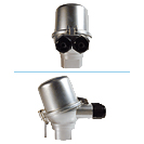 Standard head of connection BUSH with 2 aluminium alloy glandses