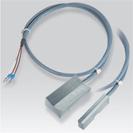 Sonde PT100 de contact pour tuyauterie avec câble de raccordement - VAL