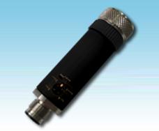 Transmetteur 4/20 mA programmable<br>M12 mâle / M12 femelle