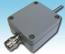 Sonde d'ambiance extérieur<br>en boîtier aluminium sortie 4/20 mA