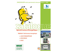 information, matériel pour vos audits energétiques
