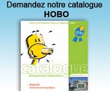 Nouveau catalogue HOBO